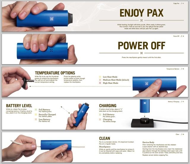 Pax User Guide Product User Guide Instruction