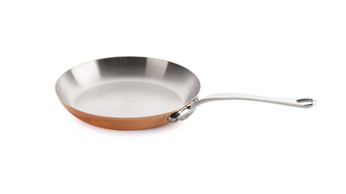 Mauviel M'Heritage Copper & Stainless Steel Frying Pan
