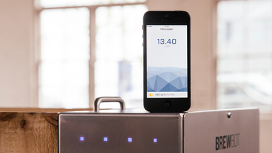 Brewbot: The Smart Brewing Appliance by Cargo
