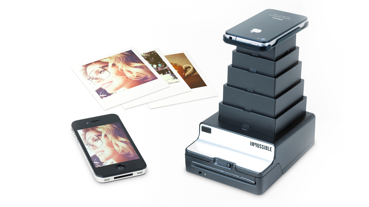 Impossible Instant Lab Photos Printer