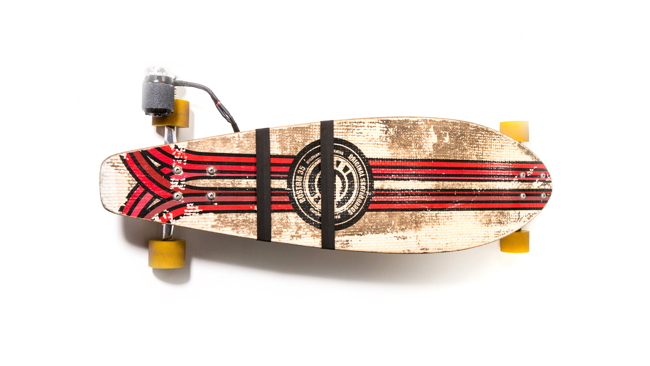 Electrify Every Longboard with Kickr
