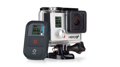 GoPro Unveils Smaller, Lighter HERO3+ Cameras