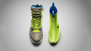Nike Lunarterra Arktos the Next Step in Boot Evolution