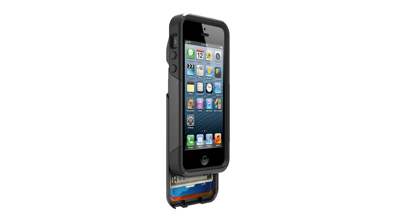 OtterBox Commuter Series Wallet for Apple iPhone, Samsung Galaxy S4