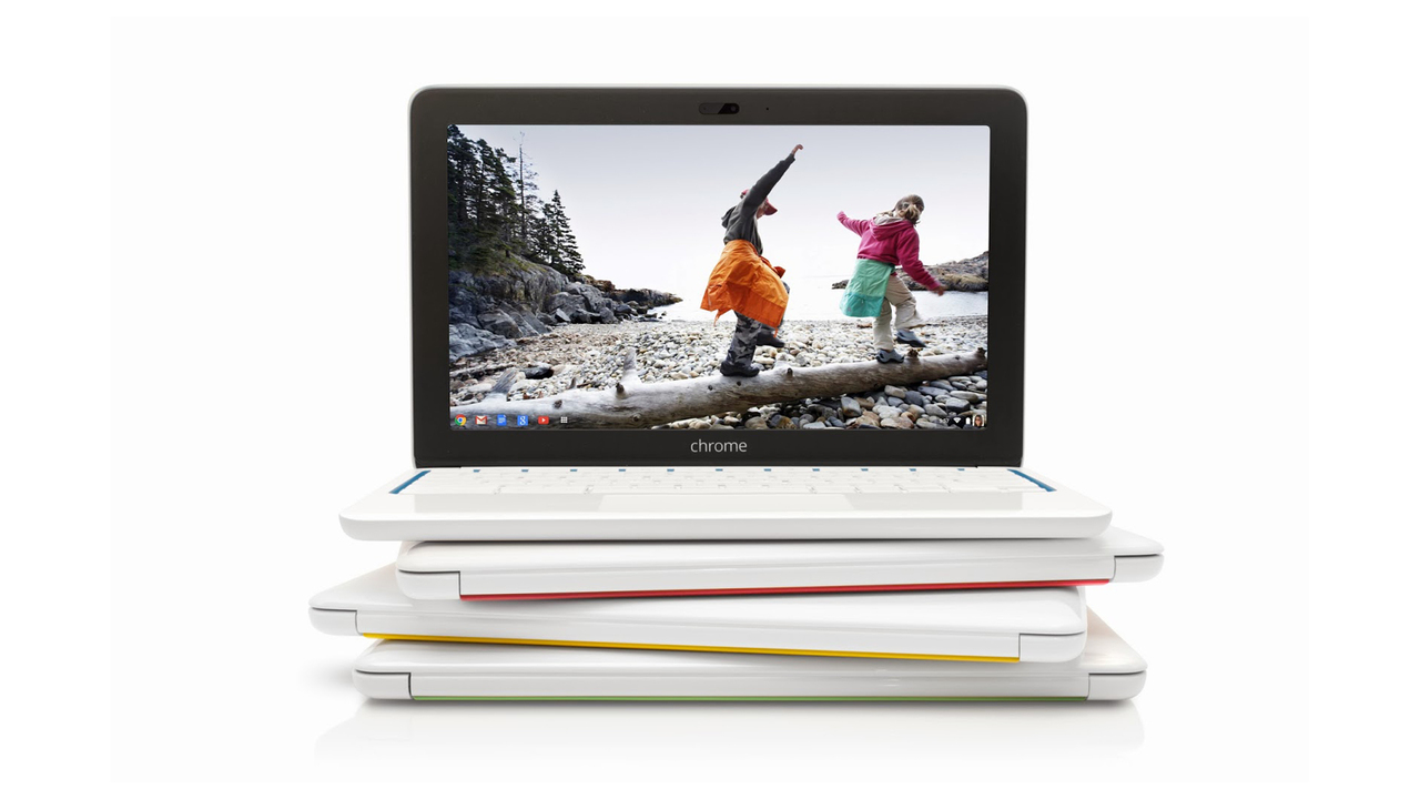 The New HP Chromebook 11