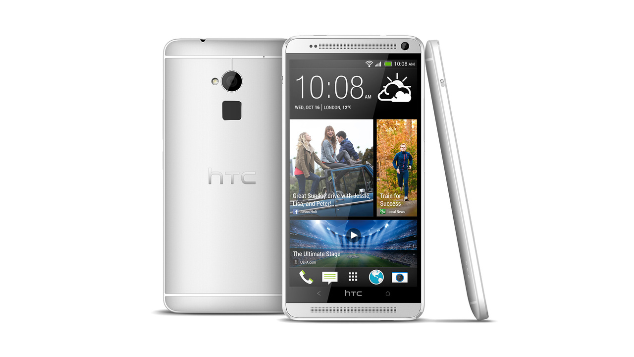HTC One Max Smartphone With 5.9-Inch 1080p Display