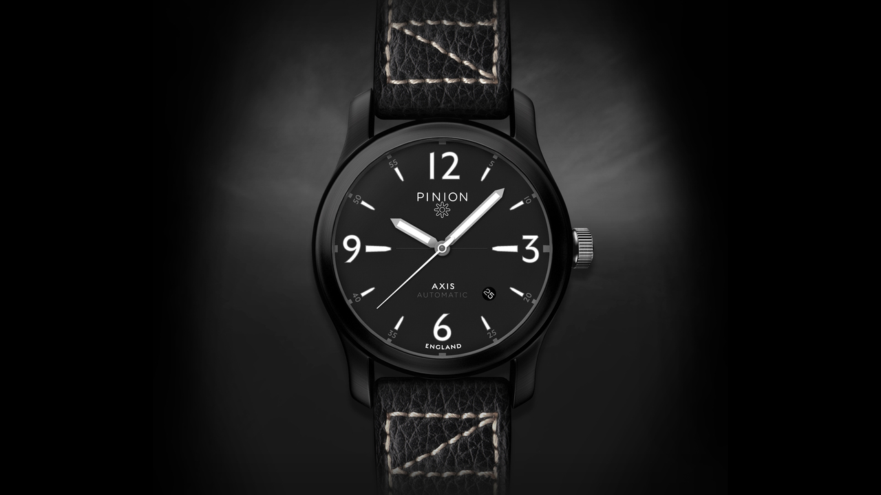 Pinion Watch