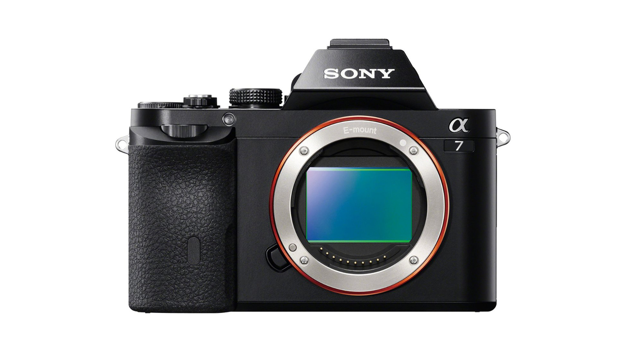 Sony α7 and α7R Full-Frame Cameras