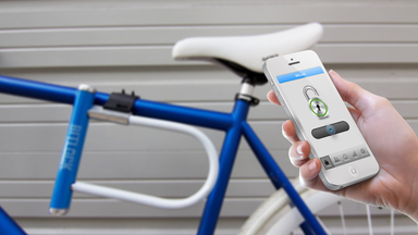 BitLock: The World's First Keyless Bike Lock