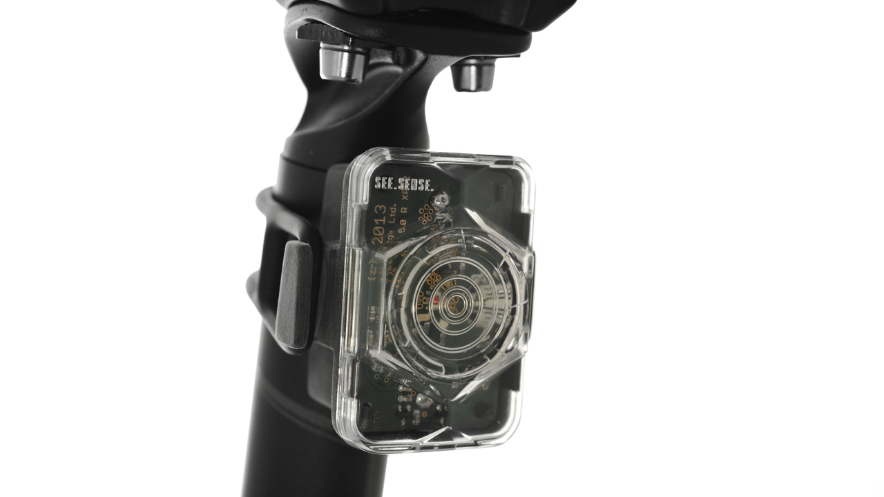 See Sense: The Intelligent Bike Light