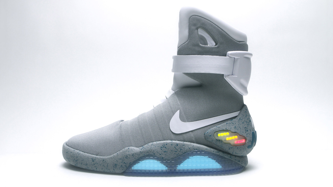 The NIKE MAG Shoe is Real