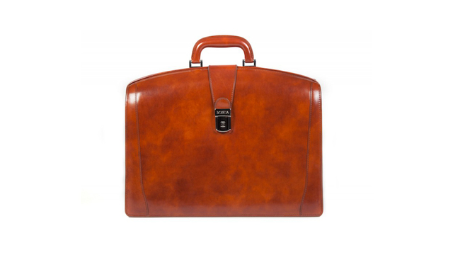 Bosca Old Leather Partners Brief