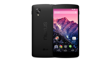 Google Debuts New Nexus 5 Smartphone