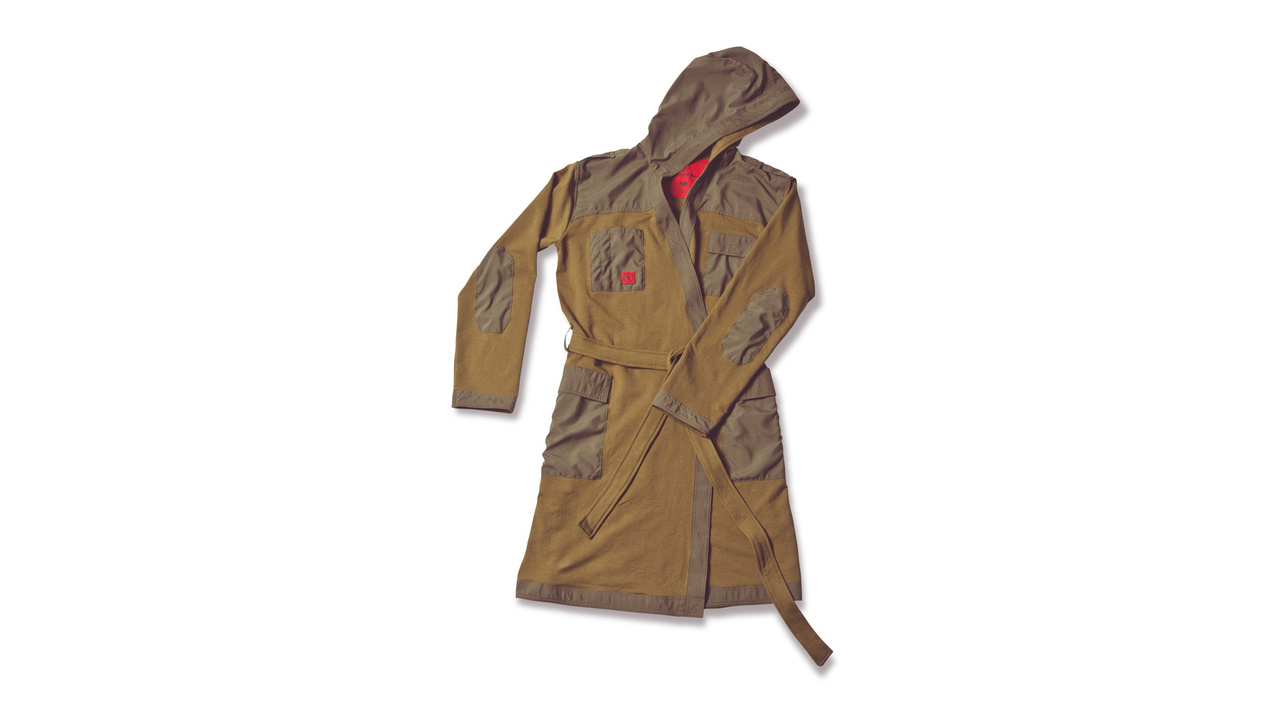 The Winnifred Beach Sport-Utility Bathrobe 2.0
