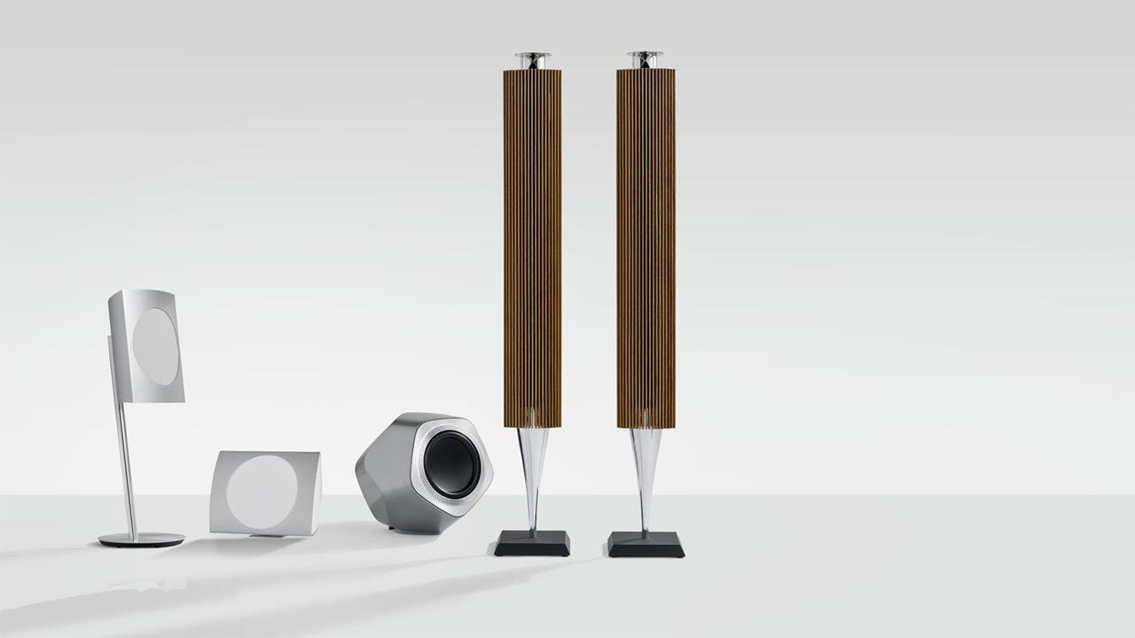 Bang & Olufsen Launches BeoLab 17, 18 and 19