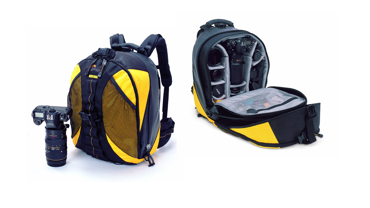 DryZone 200: Worlds First 100% Waterproof Camera Backpack
