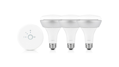 Philips Hue BR30 Connected Downlight Lamps