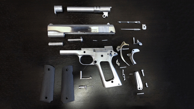 World's First 3D Printed Metal Gun