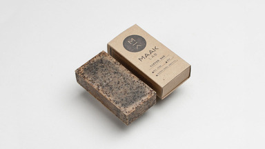 Coffee Bar Soap by MAAK LAB