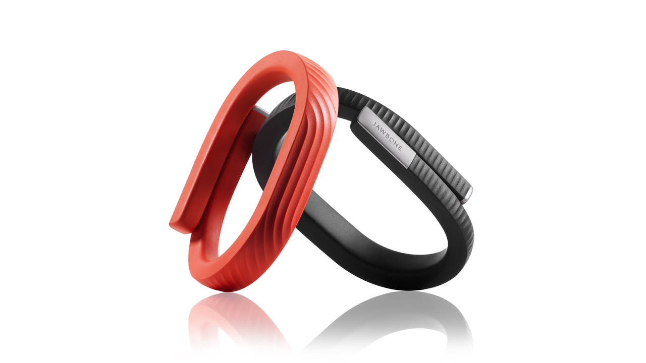 Jawbone UP24 Bluetooth Fitness Wristband