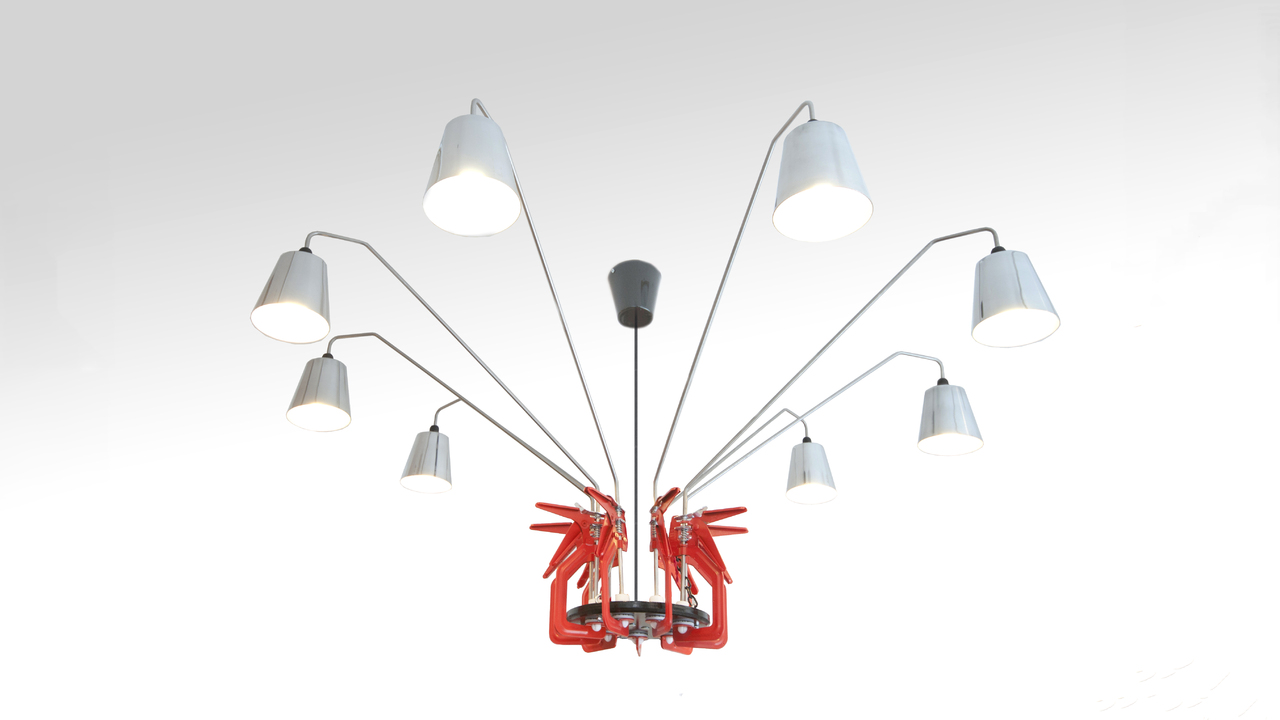 The Original Clamp Lamp by Plant & Moss