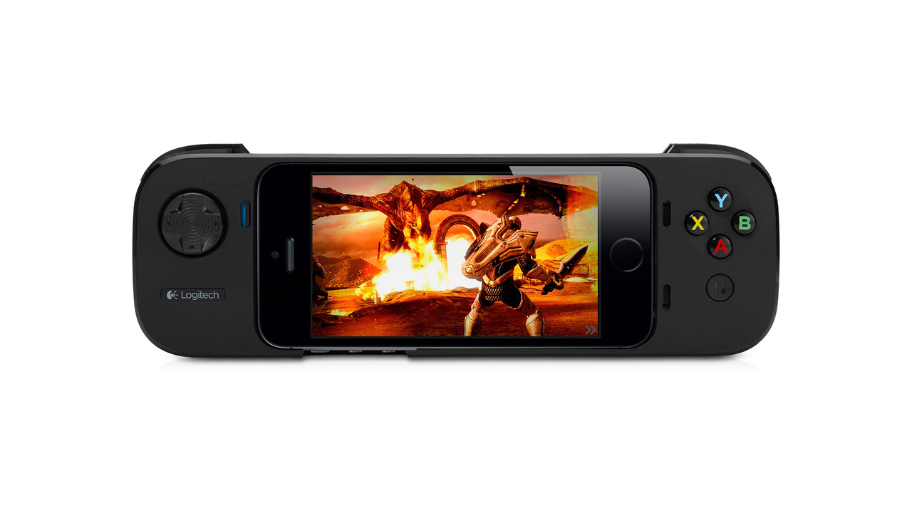 Logitech PowerShell Game Controller for iPhone