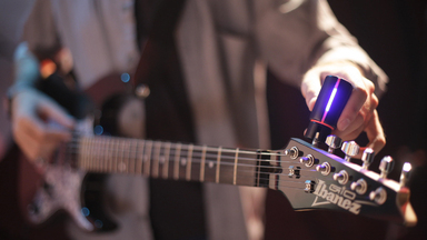 Tune Your Guitar Robotically with Roadie