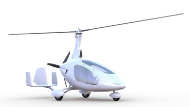Cavalon Side-By-Side Gyroplane