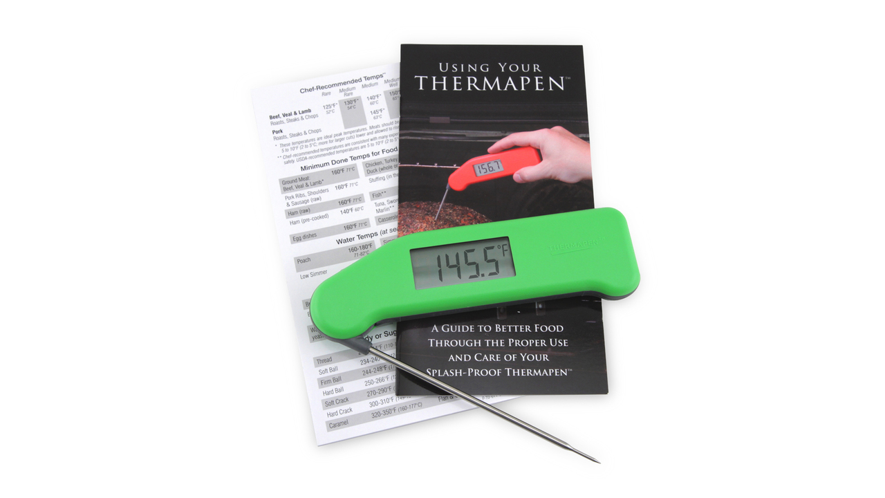 Super-Fast Thermapen Cooking Thermometer