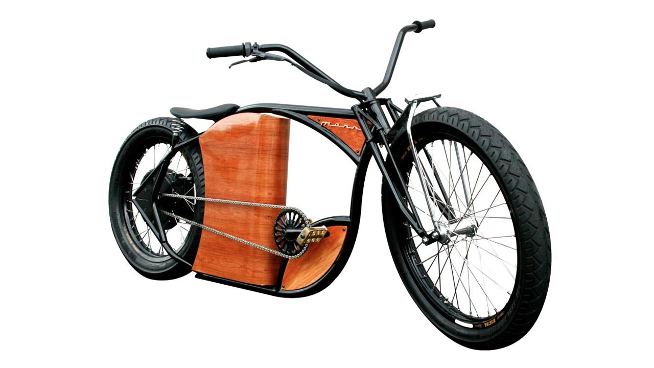 Marrs M-1 Electric Bicycle
