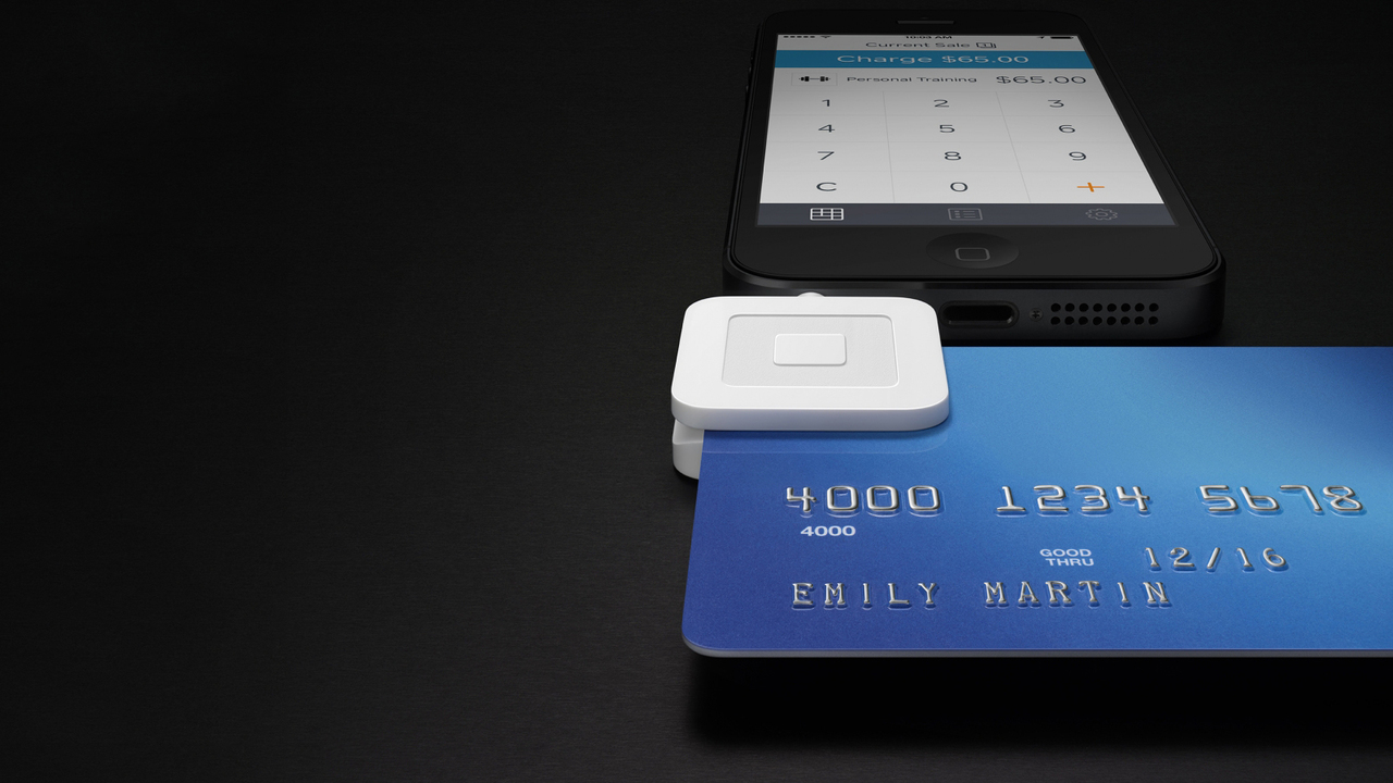 Square Redesigns Square Credit Card Reader