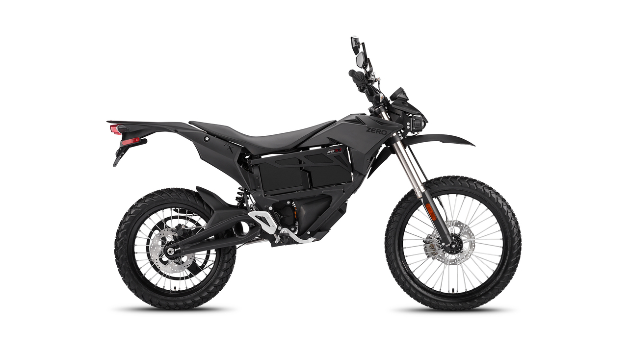 Zero Motorcycles 2014 E-Bike Lineup