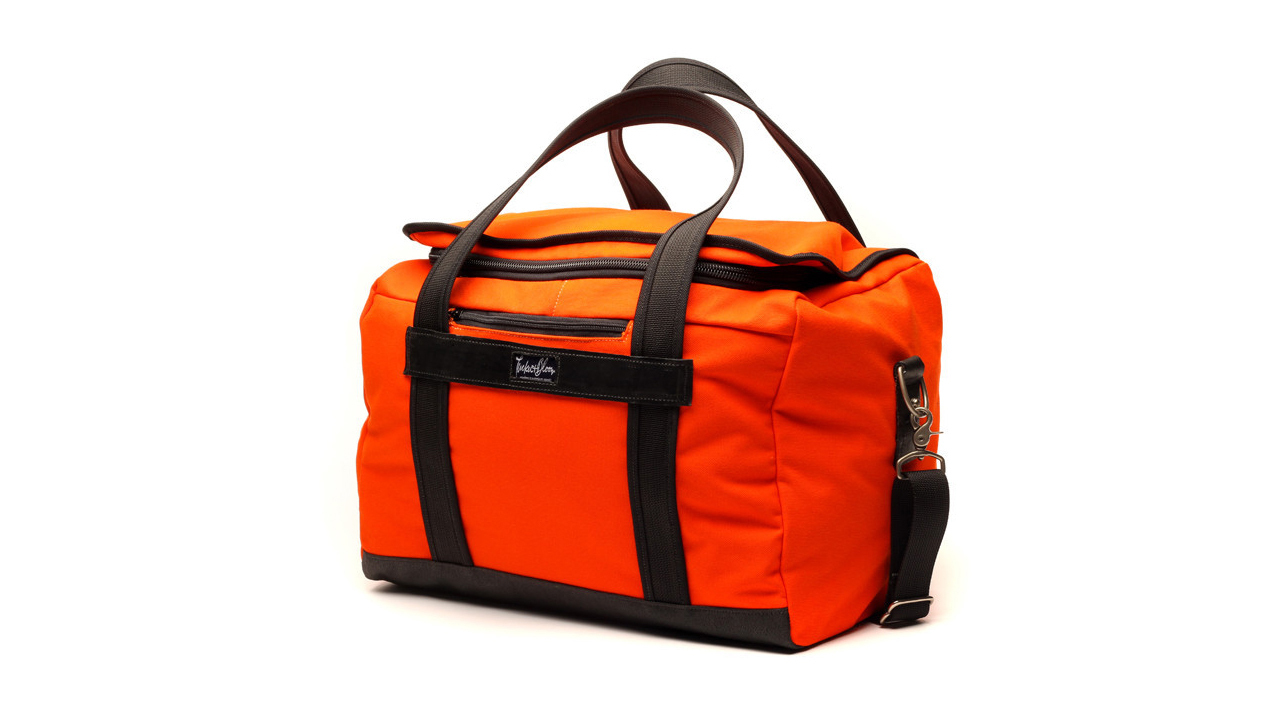 Canvas Tokyo Duffel Bag by Tucker & Bloom
