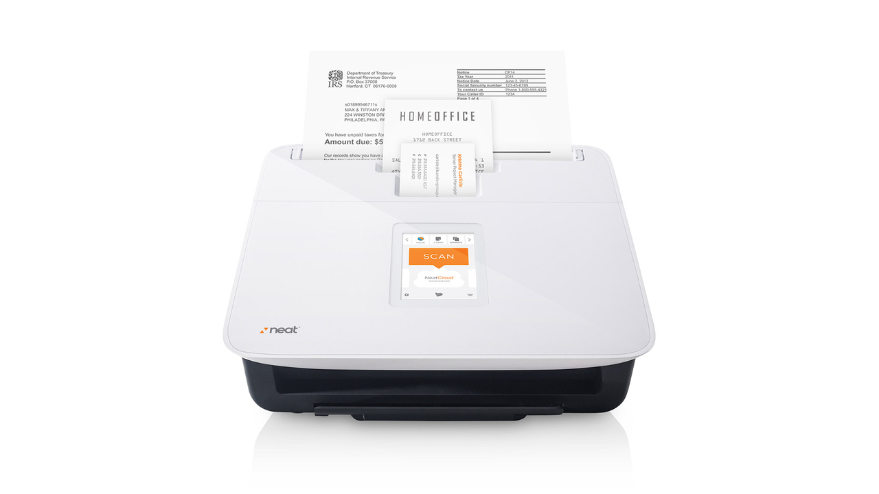 Scan Directly to the Cloud with the NeatConnect Scanner