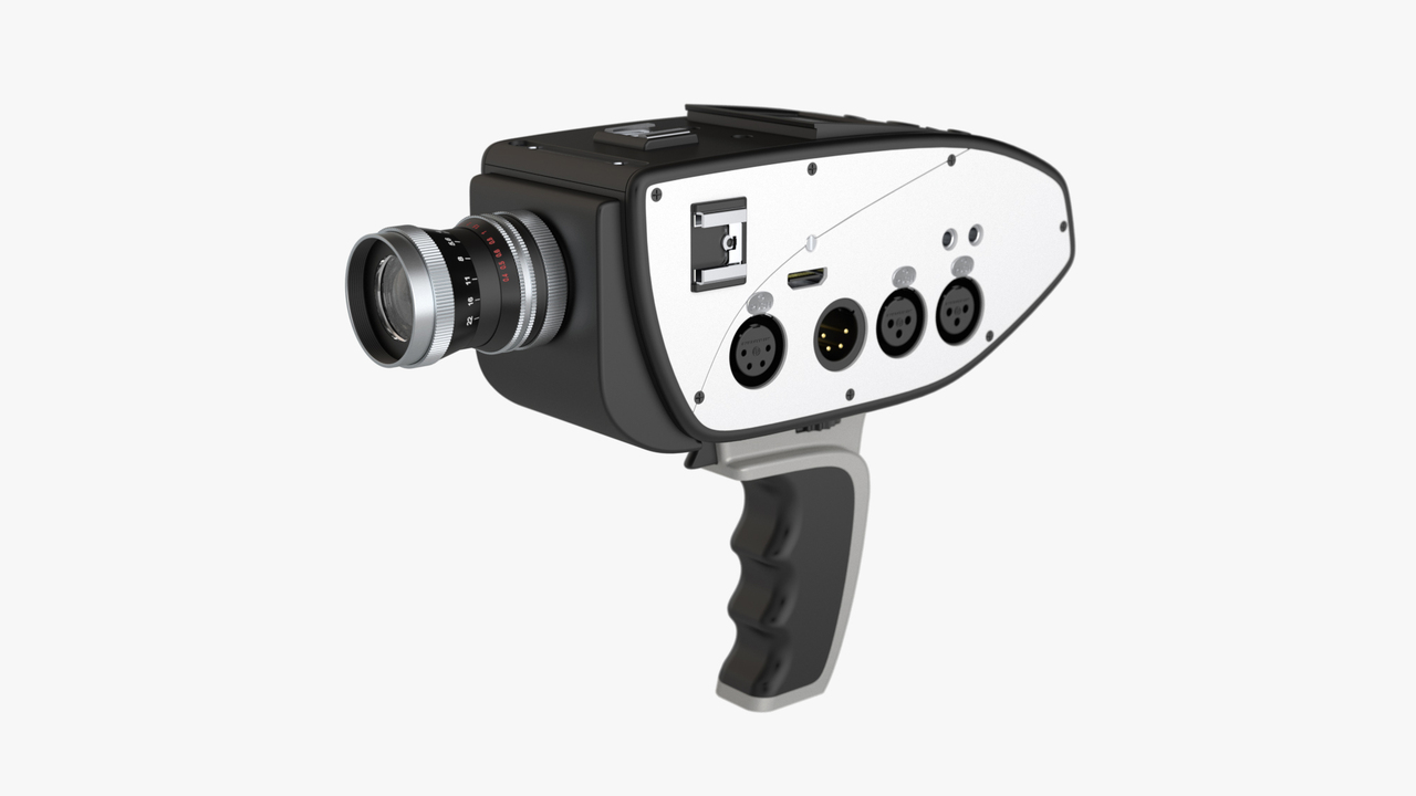 Bolex D16 Digital Cinema Camera
