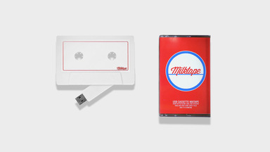 Milktape: USB Mix Tape
