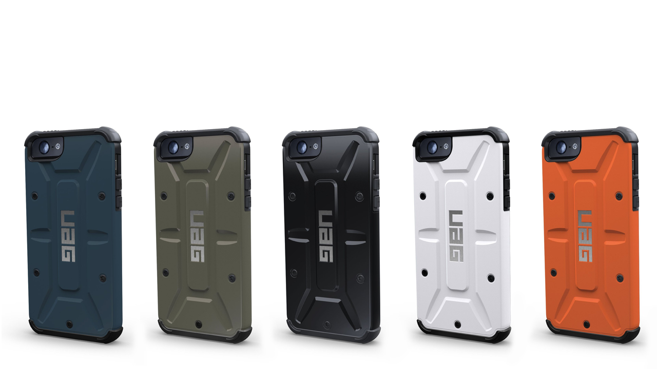 Urban Armor Gear Composite Case for iPhone 5