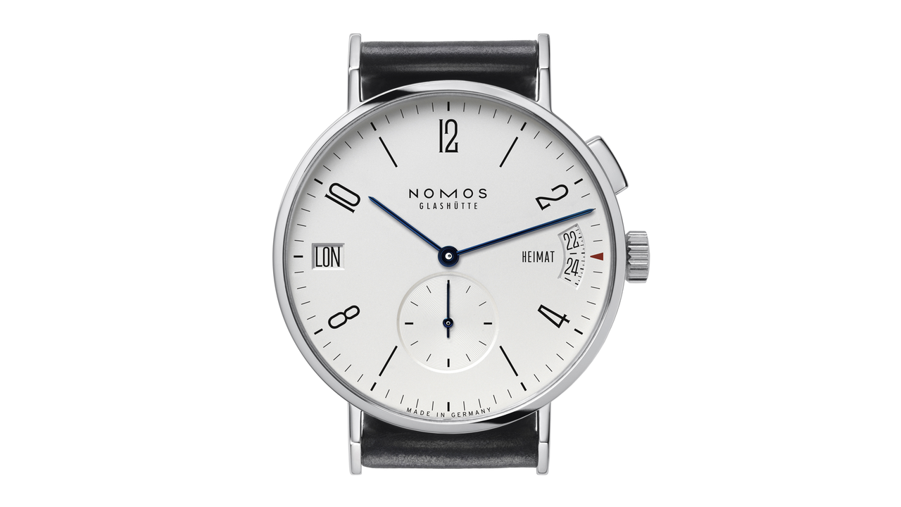 NOMOS Tangomat GMT Watch