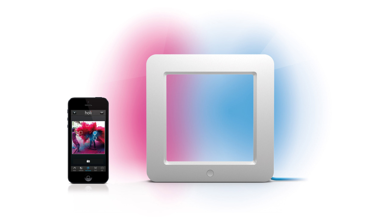 Holi LED iOS Enabled Smart Lamp