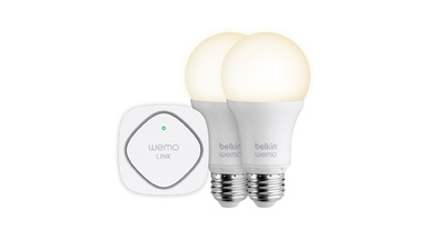 Belkin Announces LED Lighting Starter Set and WeMo Smart LED Bulbs