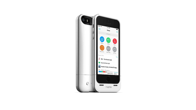 Mophie Introduces Battery Case with Built-in Storage