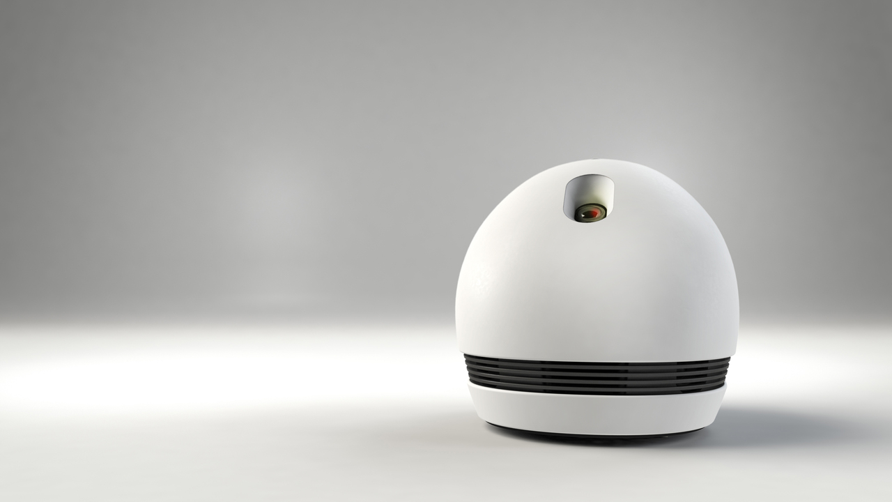 Keecker Unveiles Smart Robot  Stereo Projector