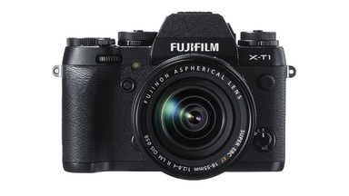 Fujifilm X-T1 Camera with World's Fastest Real Time Viewfinder