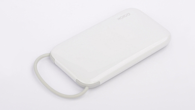 Sleek Ultra Thin Portable Power Bank by Paick