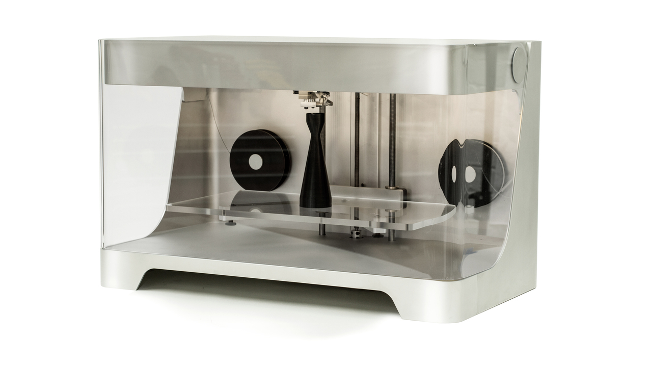 Print Continuous Carbon Fiber with the Mark One 3D Printer