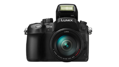 Panasonic Lumix DMC-GH4: World's First DSLM with 4K Video Recording Capability
