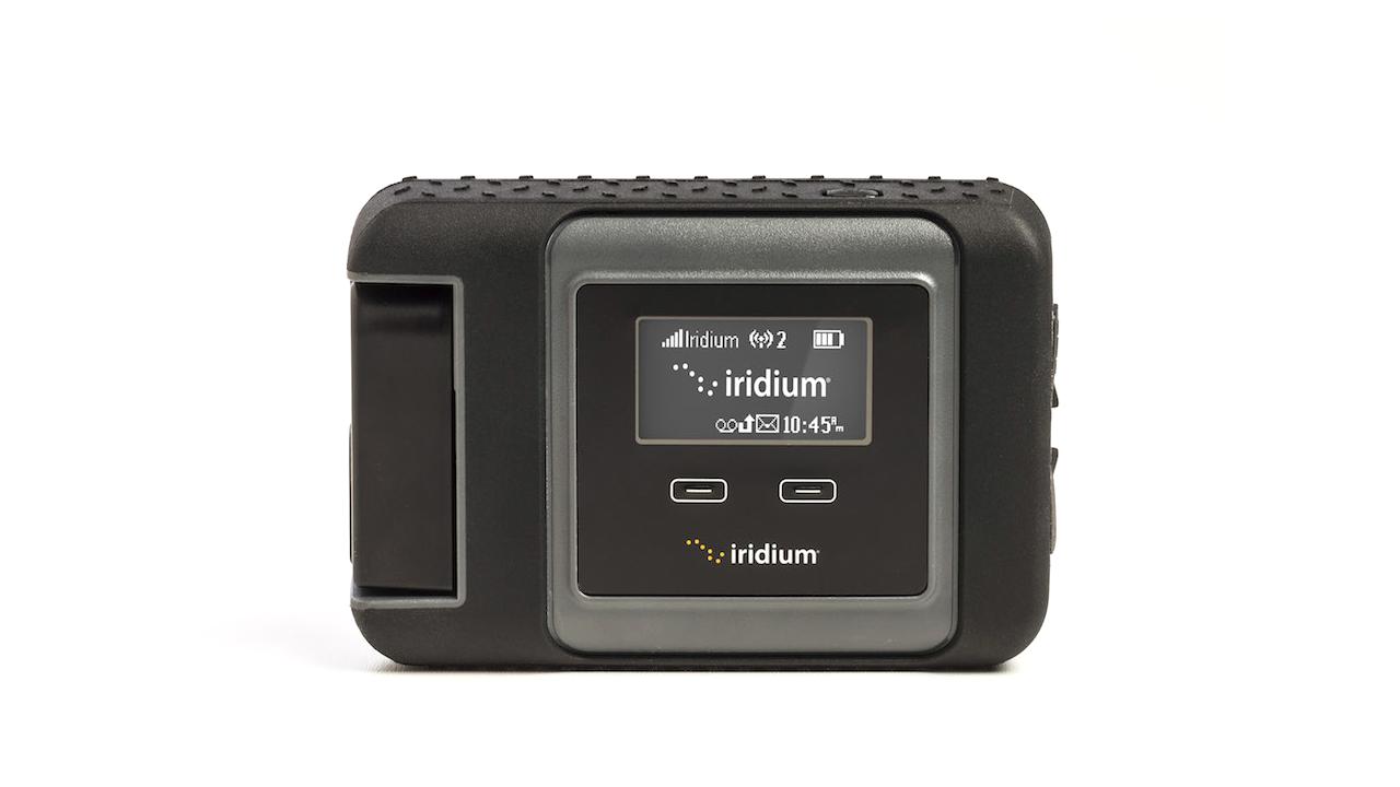 Desire This | Iridium GO!: Industry's First Global ...