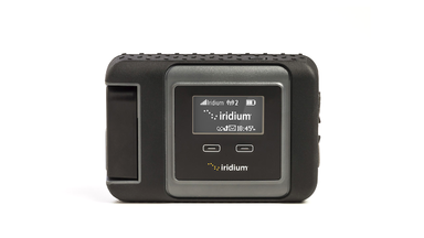 Iridium GO!: Industry's First Global Portable Satellite Hotspot