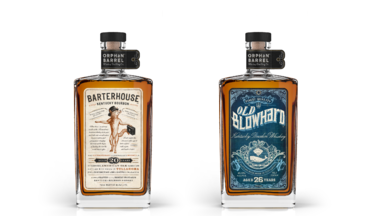 Diageo Launches Orphan Barrel Whiskey Distilling Company