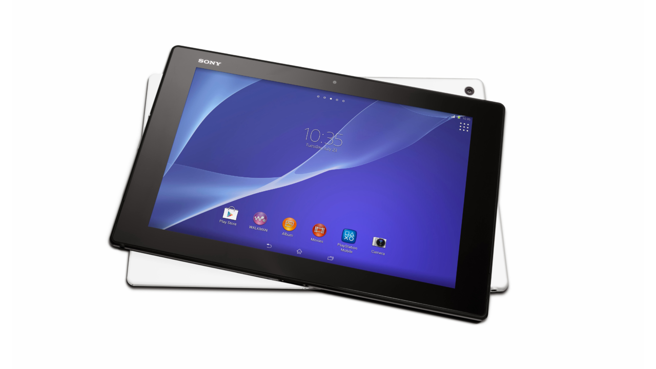 Sony Xperia Z2 Waterproof Tablet
